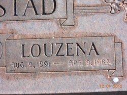 Louzena L <i>Gregory</i> Rognstad