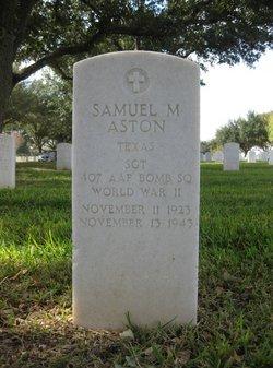 Samuel Maurice Aston