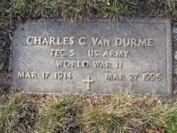 Charles Camiel Van Durme