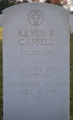 PFC Kevin Ray Cassell
