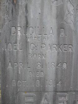 Drucilla D <i>Barnwell</i> Parker