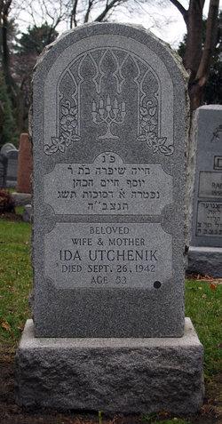 Ida <i>Cohen</i> Utchenik