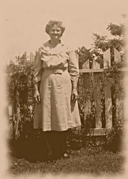 Agnes Gertrude <i>Mauzey</i> Leach