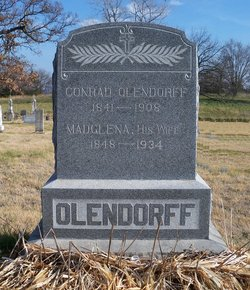 Madglena <i>Behrens</i> Olendorff