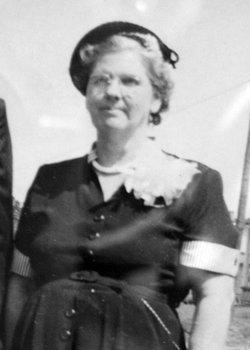 Ethel Leona <i>Hughes</i> Adams