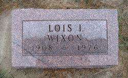 Lois Irene <i>Recknagel</i> Wixon