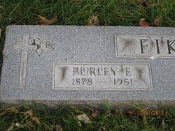 Burley Elmer Fike