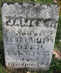 James O Allison