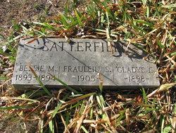 Gladys Catherine Satterfield
