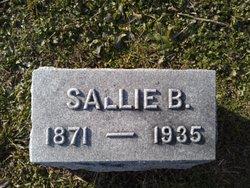 Sallie Mary <i>Bates</i> Craven