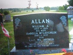 William A Allan