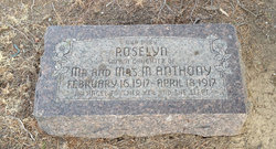 Roselyn Anthony