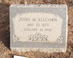John Malcolm Allcorn