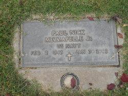 Paul Nick Mezzapelle, Jr