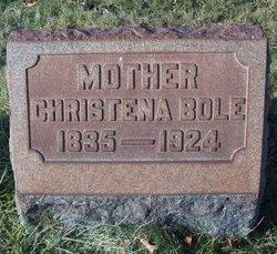 Christena Bole
