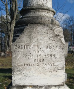 Daniel N Adams
