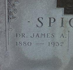 Dr James Arthur Doc Spicer