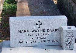 Mark Wayne Scoby Darby, Sr
