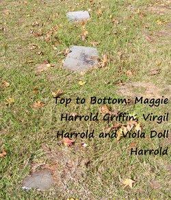 Maggie <i>Harrold</i> Hilburn