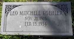 Leo Mitchell Koehler