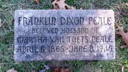 Franklin Dixon Peale