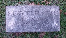 Elizabeth Hale Bessie Peale