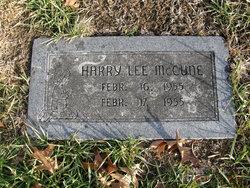 Harry Lee McCune