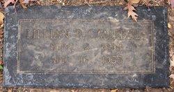 Lillian Mae <i>Bredlow</i> Campbell