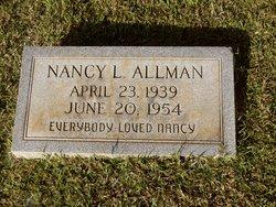 Nancy Louise Allman