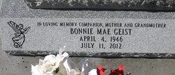 Bonnie Mae <i>Wilson</i> Geist