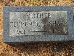 Florence <i>Durfee</i> Sharp