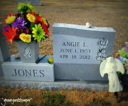 Angie Louis <i>Reach</i> Jones