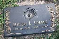 Helen L Chase