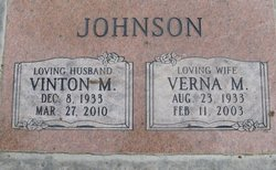 Verna M. Johnson