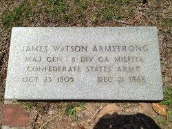 Gen James Watson Armstrong