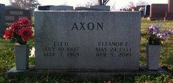 Eli O Axon
