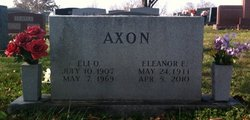 Eleanor Elizabeth <i>Hunt</i> Axon