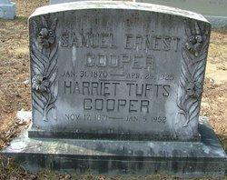 Samuel Ernest Cooper