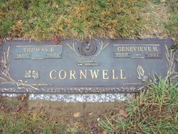 Genevieve <i>Hennen</i> Cornwell
