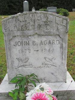 John B Agard