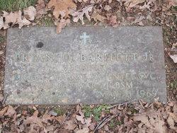 Bryan O Bartlett, Jr