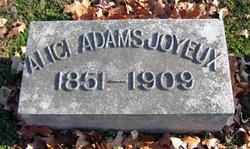 Alice <i>Adams</i> Joyeux