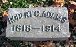 Robert Cannon Adams