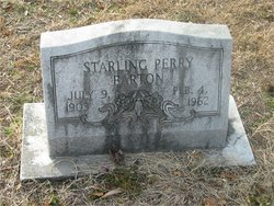 Starling Perry Barton