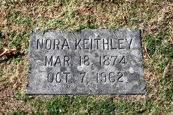 Sarah Lenora Nora <i>Joines</i> Keithley