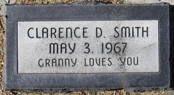 Clarence (Baby) D. Smith