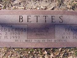 Mildred I <i>Cross</i> Bettes