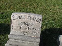 Abigail <i>Slater</i> Boucher