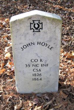 John Hoyle