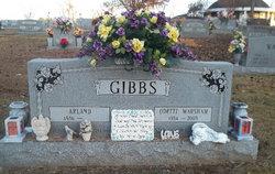 Odette <i>Warsham</i> Gibbs